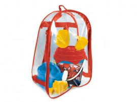 Mochila playa spiderman