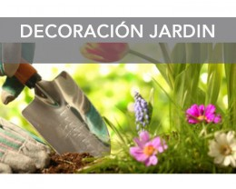 Portada seccion decoración jardin