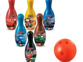 Set bolos cars