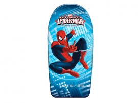 Tabla natación Spiderman